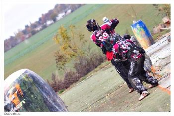 Terrain paintball Paris